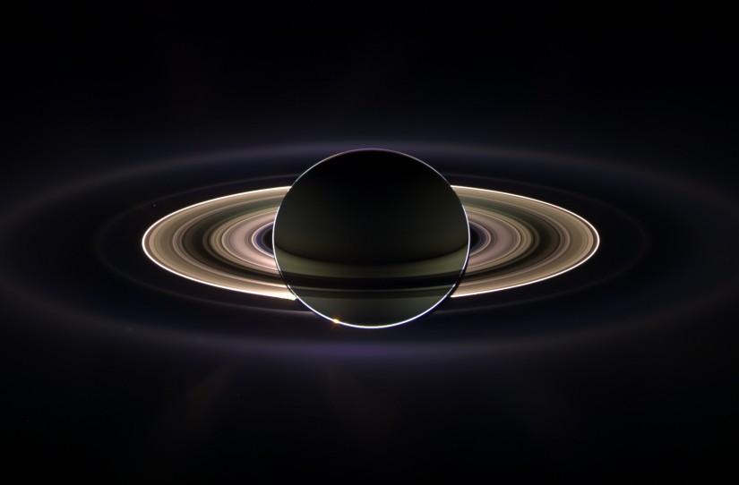 Eclipse de Saturno